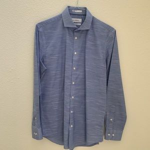 🧡3 for $25🧡 Calibrate extra trim fit dress shirt